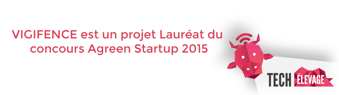 Vigifence Lauréat Agreen Startup