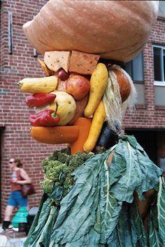 Un monsieur légumes bio et circuits courts!