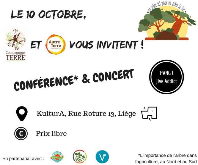 conférence du 10 octobre