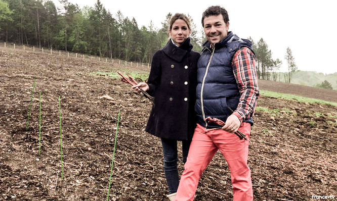 Vania et Philippe Avril