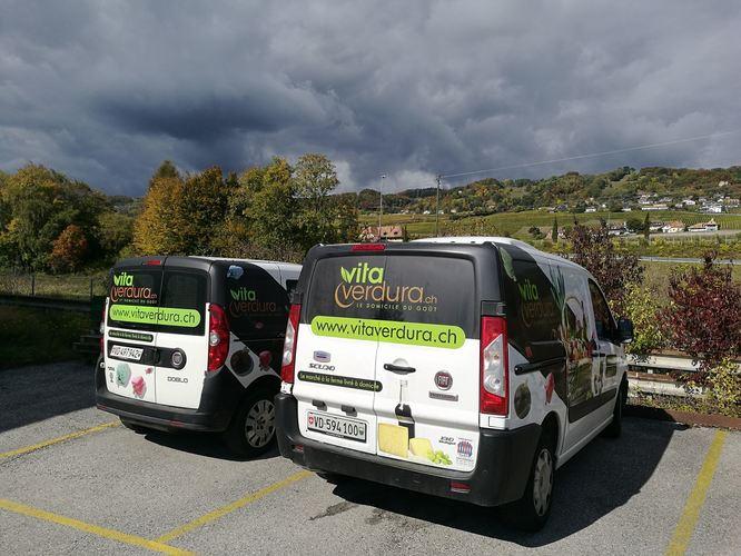 Véhicule VitaVerDura Suisse