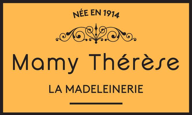 logo Mamy Thérèse La Madeleinerie