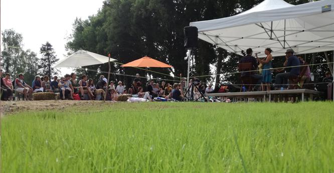 Concert au champ du Chaudron