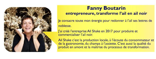 présentation fanny boutarin, entrepreneure