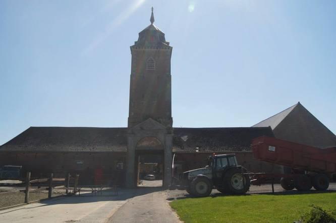 La Ferme du Parc - Monument Historique