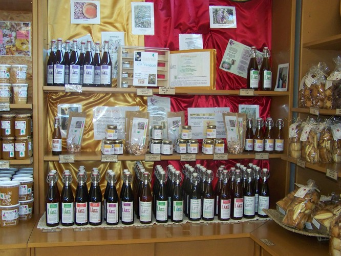 Les produits à base des plantes aromatiques de la ferme