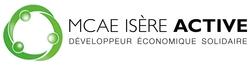 Logo mcae isere active
