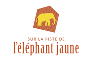 Logo elephantjaune orange 1