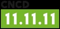 Logo 11.11.11 cncd