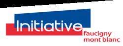 Logo  initiative faucigny mont blanc