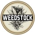 Logo rond weedstock