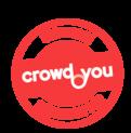 Tampon campagne de crowdfunding crowdyou