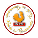 Logo coq d'or
