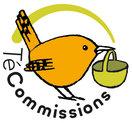Logo te commissions
