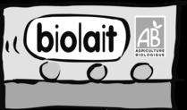 Logo biolait pure