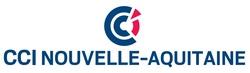 Logo cci nouvelle aquitaine institutionnel 2 lignes