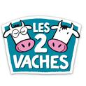 Les 2 vaches b logo