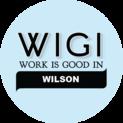 Logo wigi gras wilson