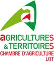 Logo chambre d'agriculture lot
