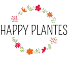 Logo happy plantes
