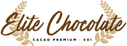 Elite chocolate logo color