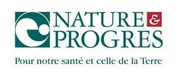 Logo np horizontal avec slogan