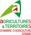 Logo chambre agriculture somme