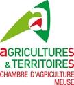 Logo chambre agriculture de la meuse