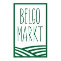 Belogo markt logo classsic av fond