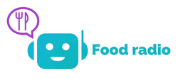 Logo food radio
