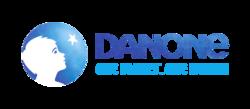 Danone logo horizontal