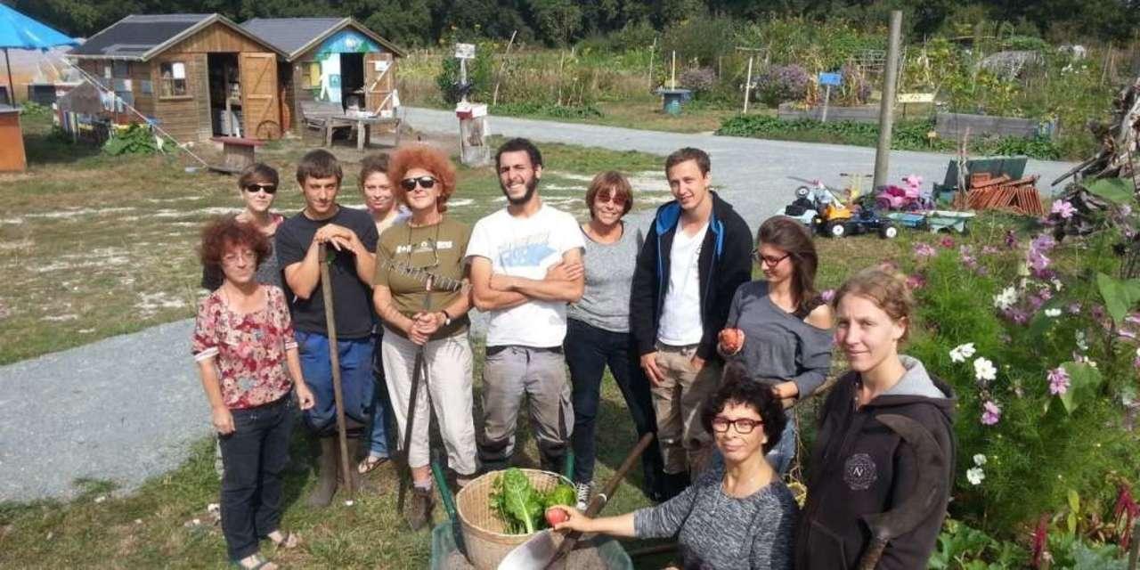 Miimosa le jardin d 39 adeles permaculture et miimosa for Le jardin high wine