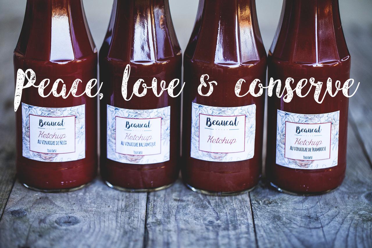 Ketchups love