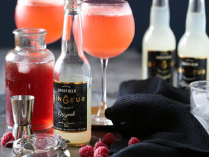 Gingeur mocktailcranberry 24