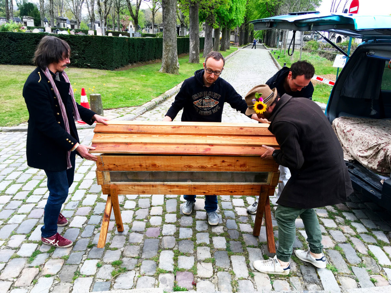 Op pere lachaise 2 4