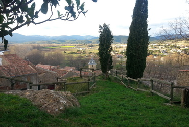 Cessenon from the tower  photo  5 20141226 160617