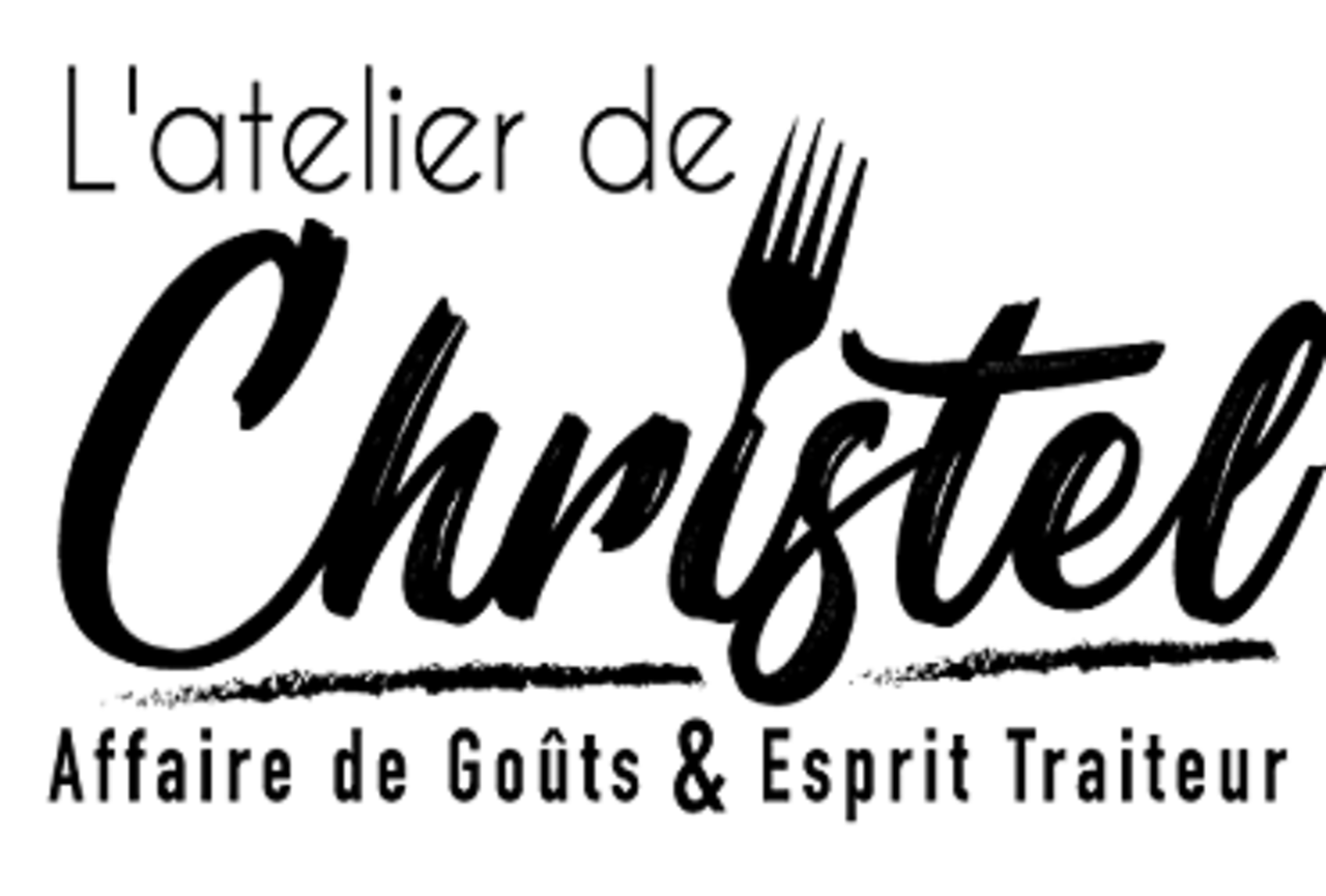 Logo def atelier christel mimosa