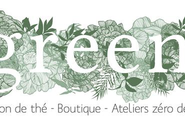 Green. logo