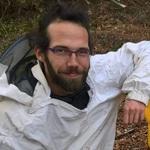 Thibaut apiculteur portrait