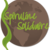 Logo spirulinesolidaire couleur