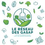 Logo logo legumes vert signature